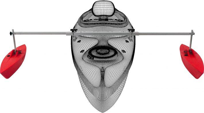 Bold Ivy Kayak Stabilizer Complete Set