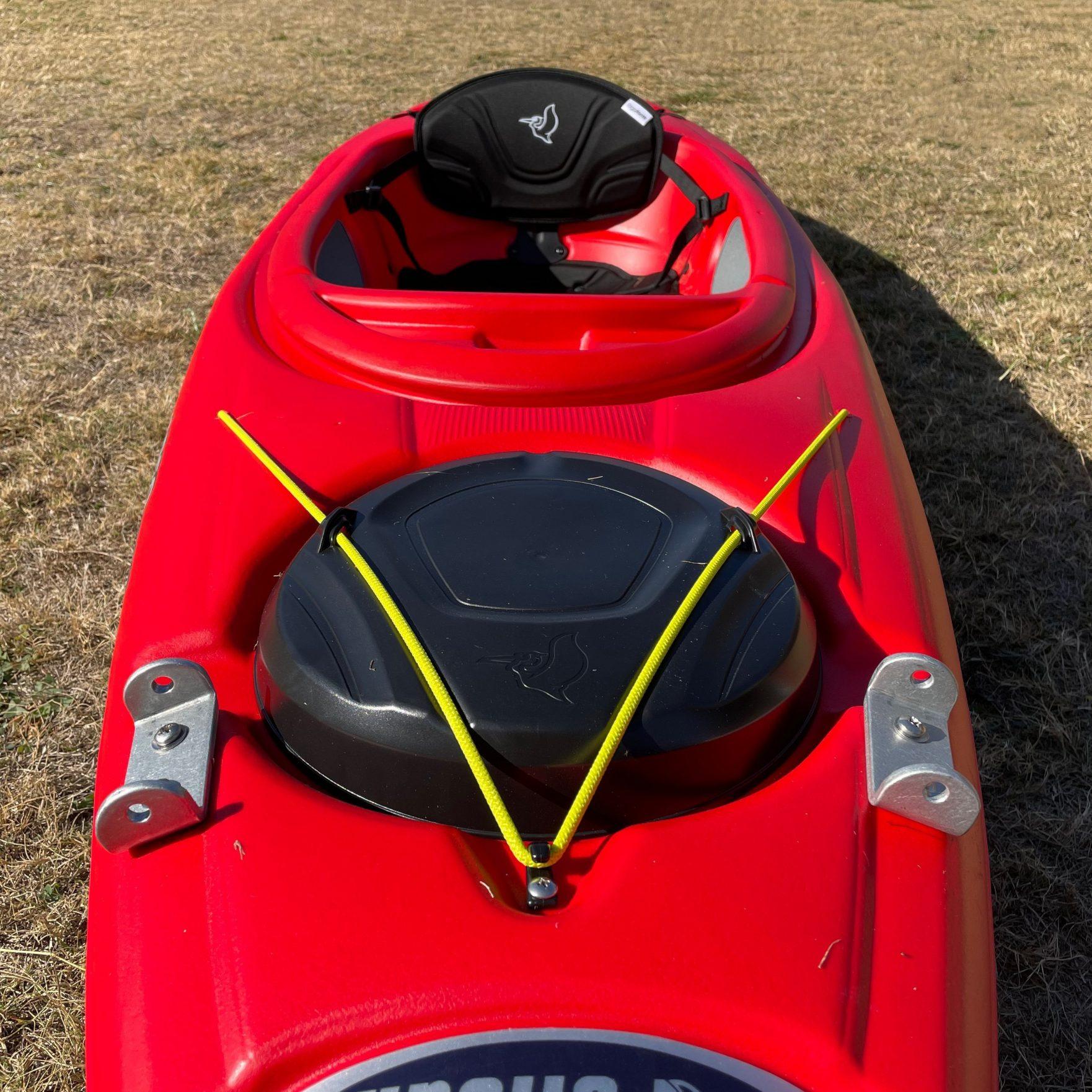 Bold Ivy Kayak Stabilizer Installation – Step 9